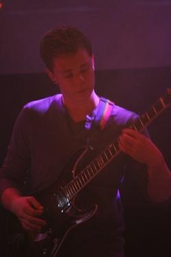 Ruan du Preez: Guitar